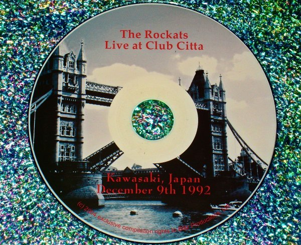 "The Rockats Live at Club Citta (Kawasaki, Japan) ""Raw In Japan"" Rockabilly Video Archives Volume IV"