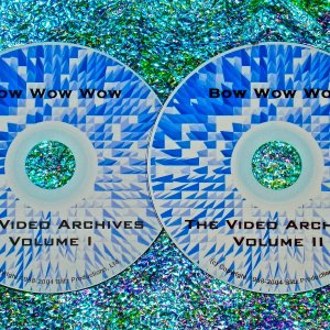 Bow Wow Wow & Anabella Lwin Solo Video Archives 1981-1998 (2 DVD Set 3 Hrs.)