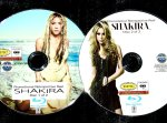 SHAKIRA Promo Retrospective Reel 43 Music Videos 2 BLU-RAY DVD Set (Blu-Ray Format only)