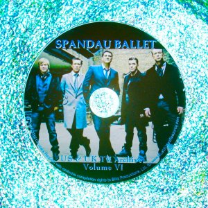 SPANDAU BALLET Video Archives 2014-2015 VOLUME VI