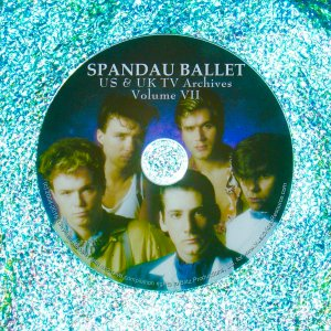 SPANDAU BALLET Video Archives 1981-2000 VOLUME VII