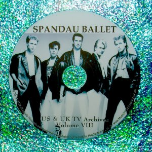 SPANDAU BALLET Video Archives 2000-2014 VOLUME VIII