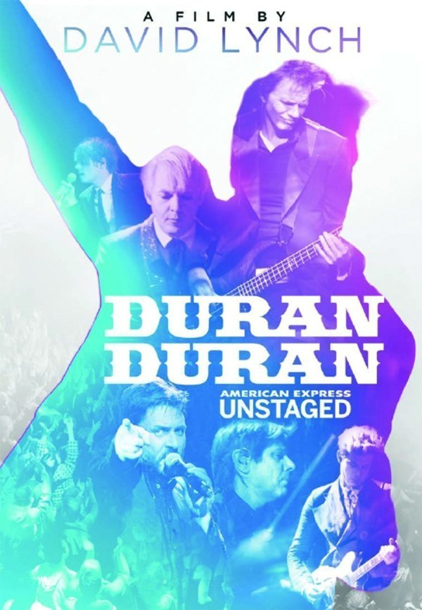 "Duran Duran ""Unstaged"" 2014 (Concert/Conceptual Film)"
