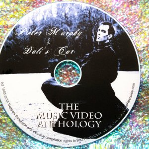 Peter Murphy & Dali's Car The Music Video Collection 1984-2014 (Bauhaus Love and Rockets Mick Karn)