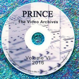 Prince The Video Archives 2016 Memorial Reel Volume VI (CNN Breaking News Feeds and more)
