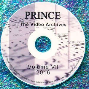 "Prince The LIVE Video Archives 2016 Memorial Reel Volume VII (Saturday Night Live Special Presentation: ""Goodnight Sweet Prince,"" Saturday April 22 2016)"