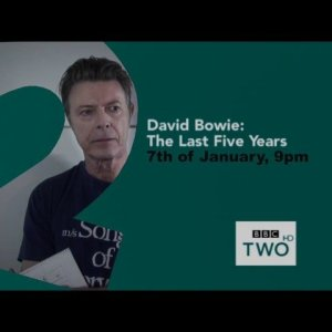 "David Bowie Documentaries (released only this past Friday January 7th) entitled ""The Last Five Years"" and ""The Last Supper"" DVD"