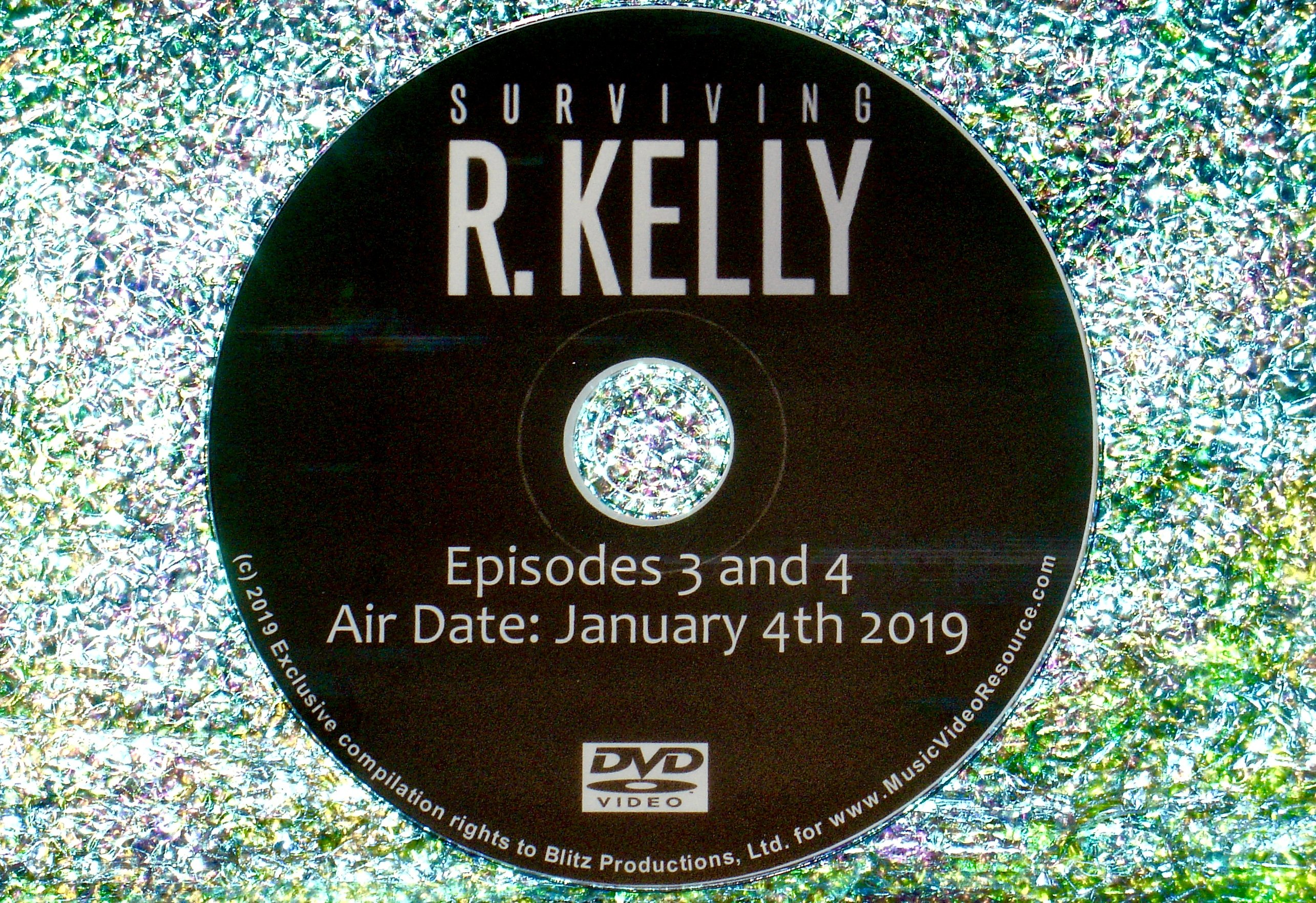 Surviving R  Kelly Complete Documentary 3 DVD Set (2019 Docuseries Series -  All Six Episodes commercial free) BONUS DVD Gayle King Interview with R