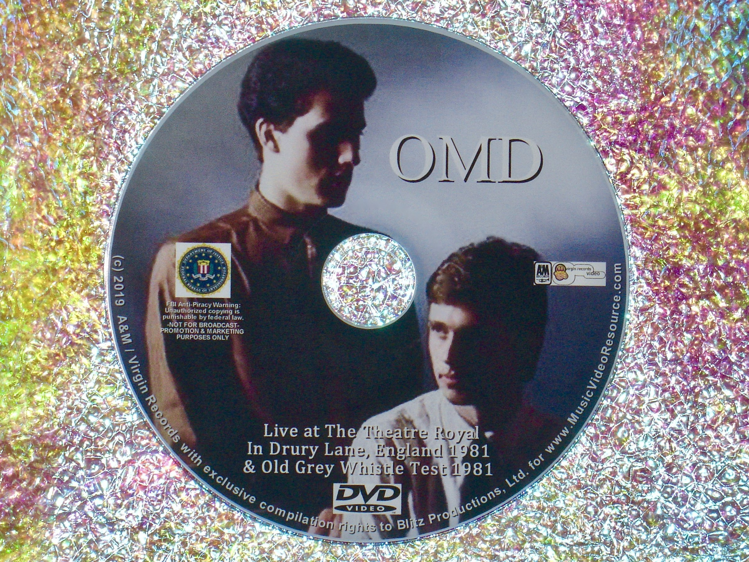 Omd enola gay music video