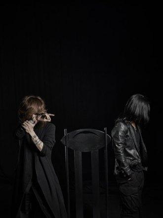 <写真>戦国無双4のテーマソングを手掛ける黒夢(2013年12月9日)
