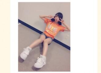 <写真>お別れ会を催された心境を綴ったSKE48木崎ゆりあ