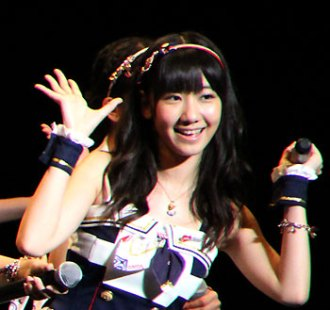 <写真>MステでNMB48加入後初のテレビ出演を果たした柏木由紀