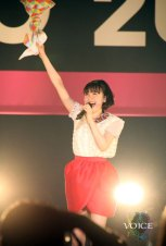 武藤彩未がKAWAii!! NiPPON EXPOで熱唱<3>