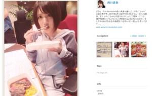 """""""激ヤセ""""高橋みなみ栄養失調だった、西川貴教サポート宣言「必ずや健康体に」"""