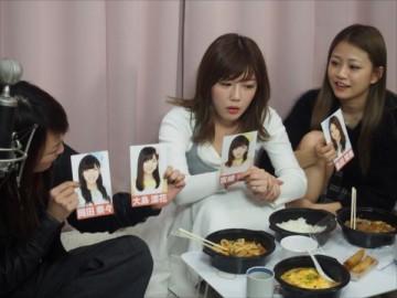 AKB48・島田晴香、宮崎美穂と赤澤ムックさん