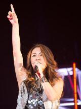 6年ぶりに地元札幌で単独公演をおこなった大黒摩季
