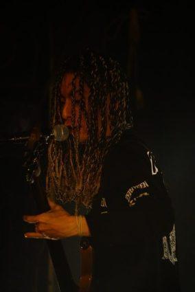 HEAD PHONES PRESIDENT「REALIZE IT」ライブ(写真)