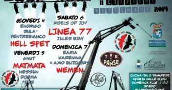 """""""Cantieri Sonori – II edizione"""" 4-5-6-7 settembre – Orzinuovi (BS) - Music Wall Magazine"""