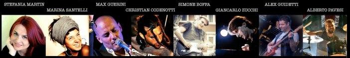 Una Notte in Italia, La Band – Venerdì 22 Gennaio - Music Wall Web Magazine