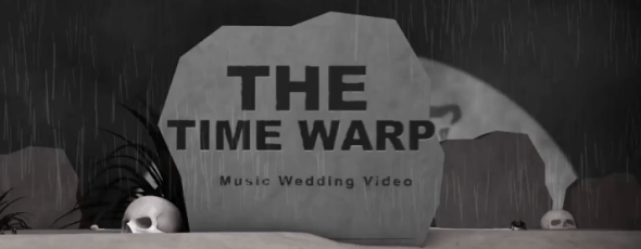 Exclusive! Jessi and Loran's USA Music Wedding Video 'Time Warp'