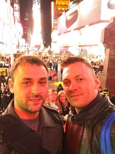 Marc and Matt