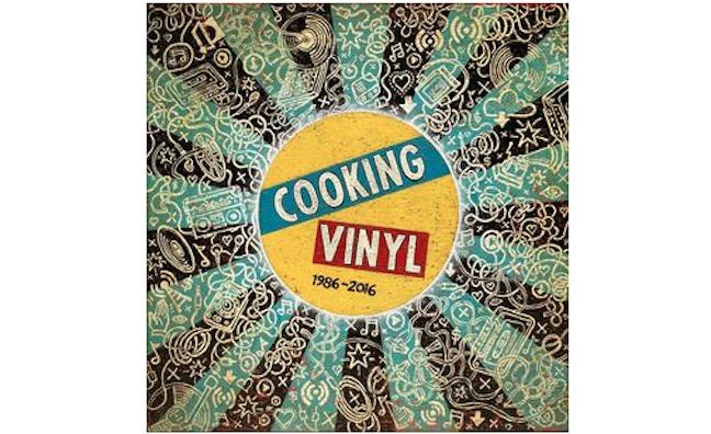 Cooking Vinyl reveals 30th anniversary plans