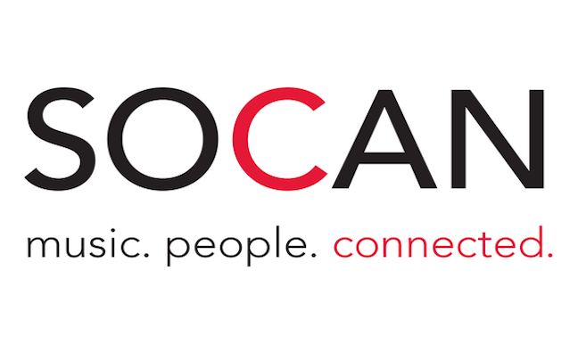 SOCAN royalties up 7% to hit record high of $249 million
