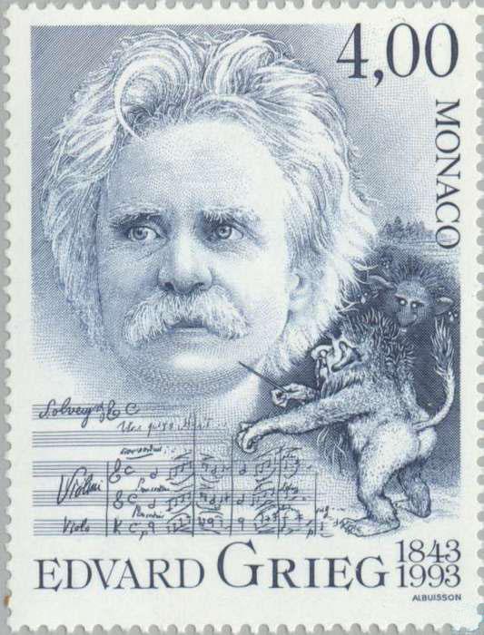 """Résultat de recherche d'images pour """"Grieg"""""""