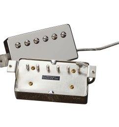 gibson 57 classic humbucker wiring diagram gibson vintage 57 classic nickel electric guitar pickup [ 960 x 960 Pixel ]