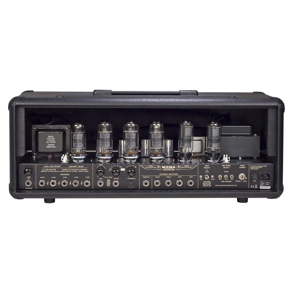 Mesa Boogie Dual Rectifier Reborn  Topteil EGitarre