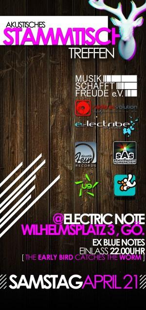 akustisches_stammtisch_treffen_electric_note_flyer_front
