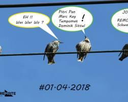 Oster Remote Club -Schwarzer Adler 01.04.2018
