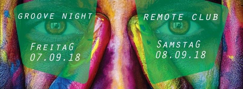 Stadtfest Groove Night / Remote Club Schwarzer Adler ♬ ♫ ♪