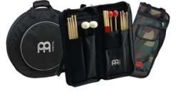 Taschen für Becken & Sticks