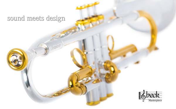Sound meets Design Beck Trompeten