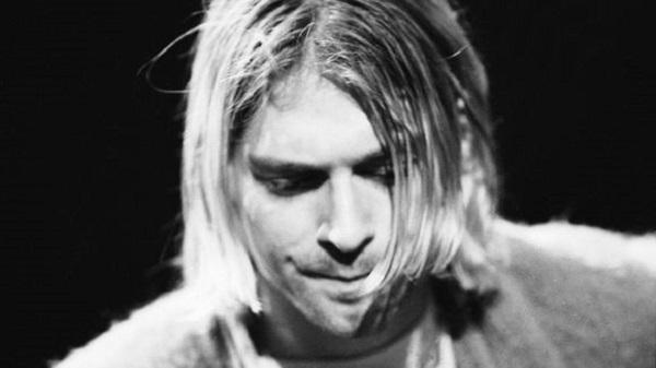 Kurt Cobain (Credit Frank Micelotta)
