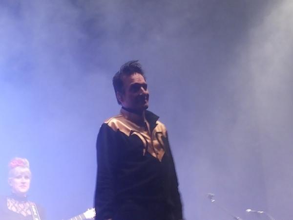 Bela B. live im Capitol, Hannover