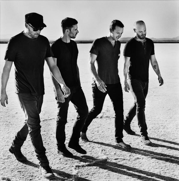 Coldplay (Credit Anton Corbijn)