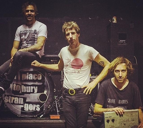 A Place To Bury Strangers (Credit Dead Oceans)