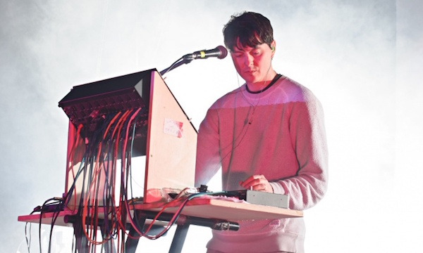 Panda Bear (Credit Joseph Okpako/Redferns)