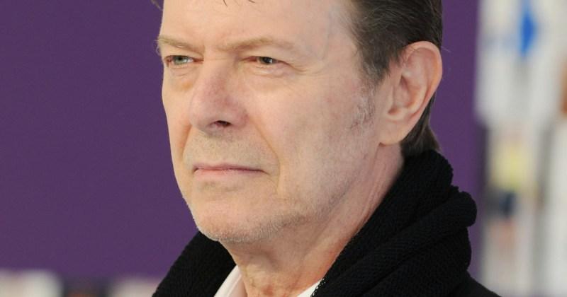 David Bowie (Credit Jamie McCarthy)