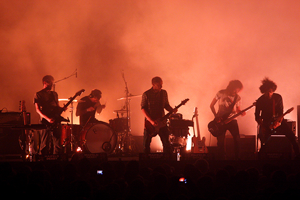 Explosions In The Sky (Credit Daniel Thomas/MusikBlog)