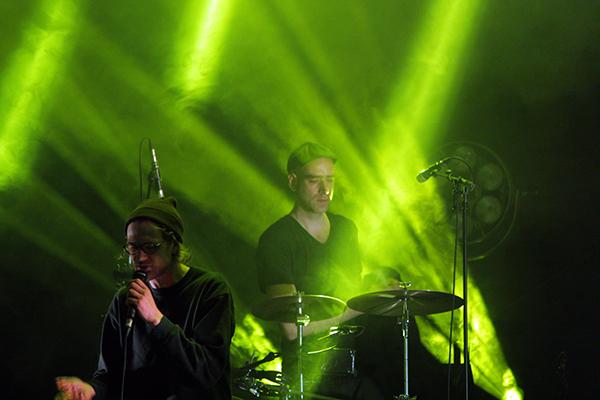 Käptn Peng (Credit Daniel Thomas/MusikBlog)