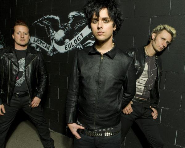 Green Day (Credit Warner Music)