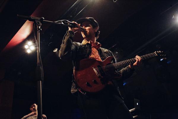 Jamie T (Credit Michael Mederacke / MusikBlog)