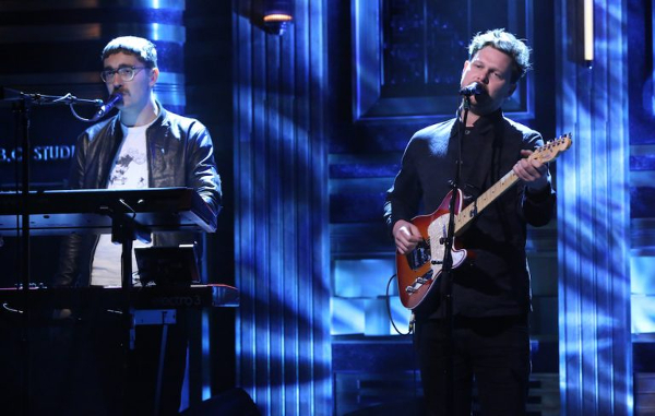 alt-J (Credit NBC)