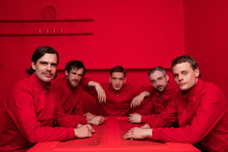 Kraftklub (Credit Philipp Gladsome)