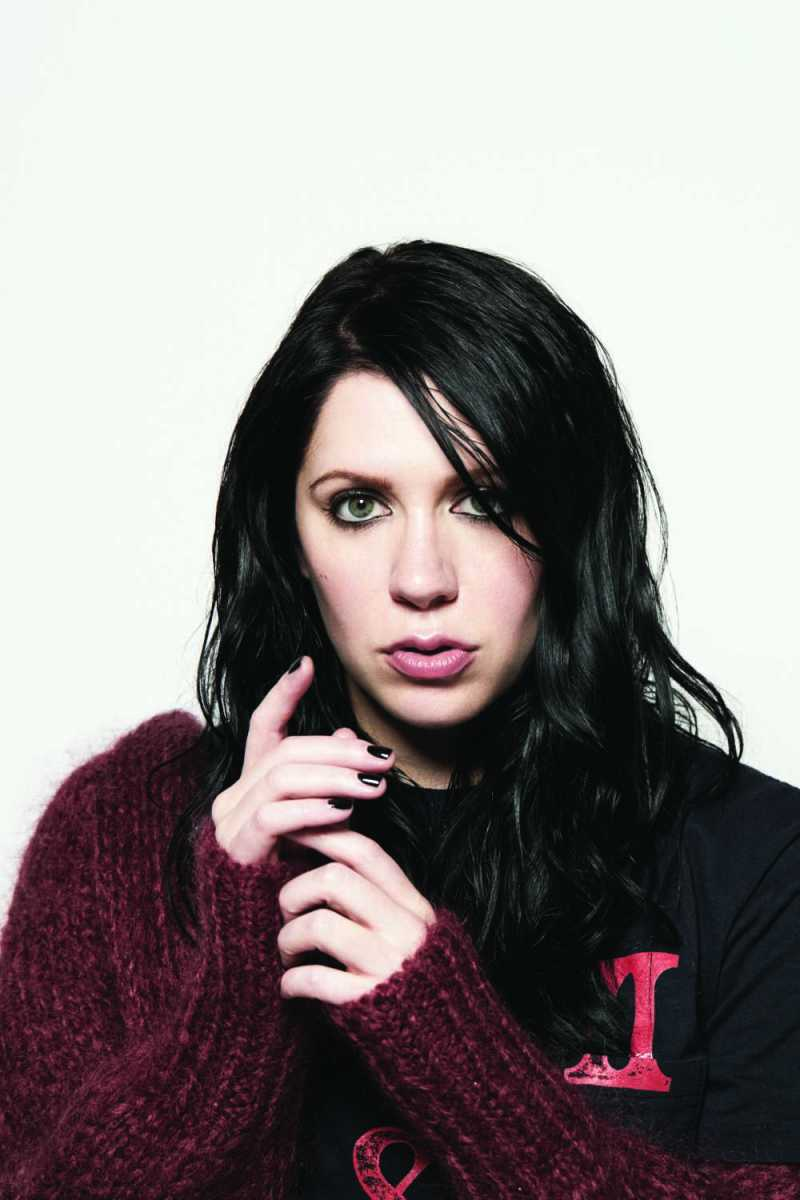 K.Flay (Credit Kenneth Cappello)