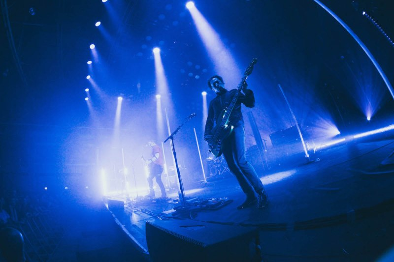 Queens Of The Stone Age (Credit Michael Mederacke/MusikBlog)