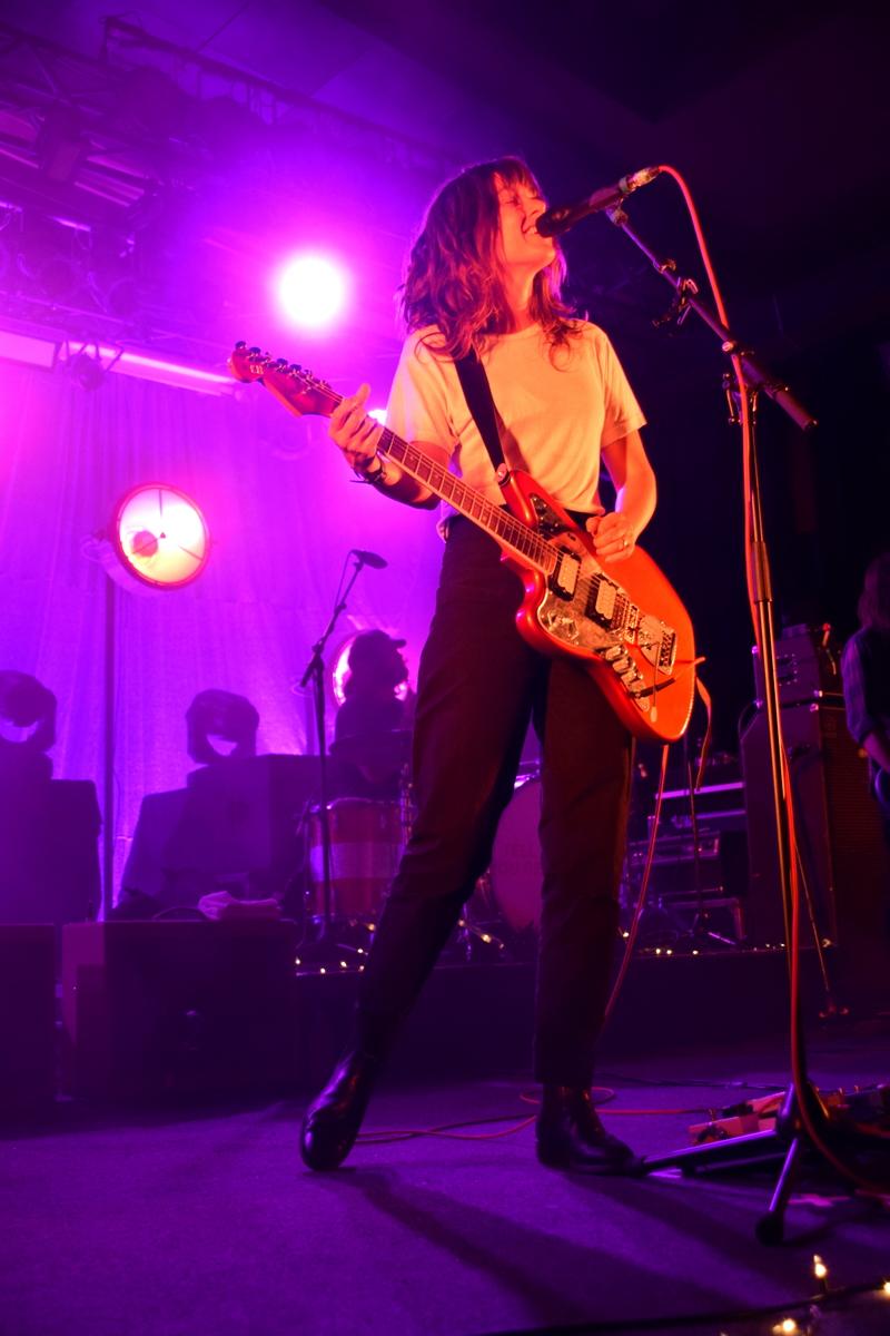 Courtney Barnett (Credit Friedrich Kuehne/MusikBlog)